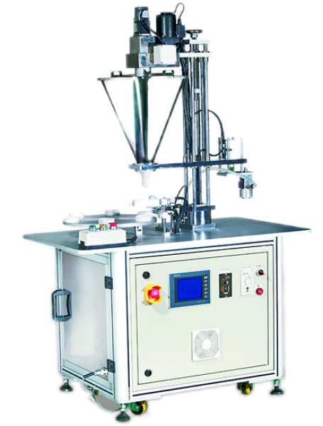 POWDER   Color Cosmetic Filling Machine - HAO YING MACHINE